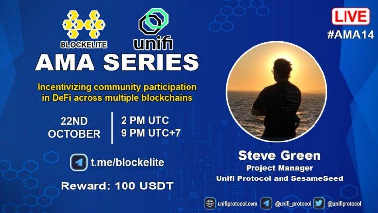 Blockelite x Unifi Protocol AMA Recap