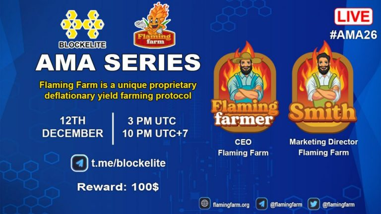 Blockelite x Flaming Farm AMA Recap