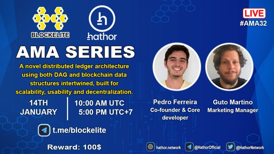 Blockelite x Hathor Network AMA Recap