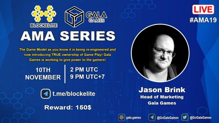 Blockelite x Gala Games AMA Recap