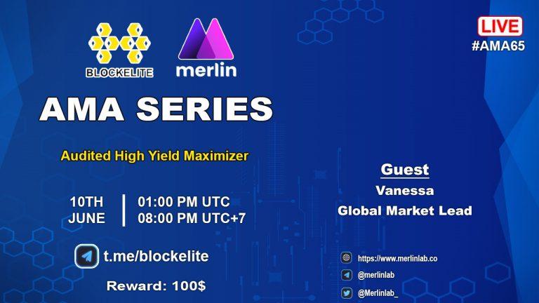 Blockelite X Merlin AMA Recap