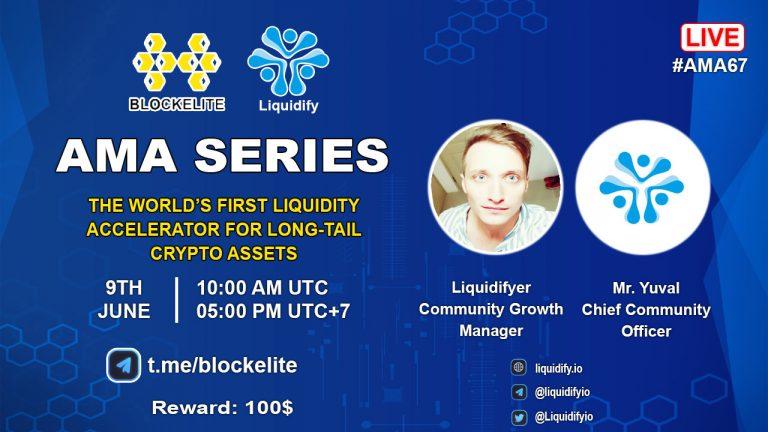 Blockelite X Liquidify AMA Recap