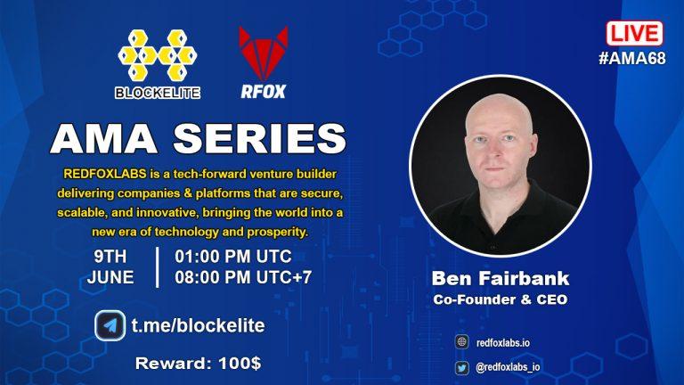 Blockelite X RedFox Labs AMA Recap