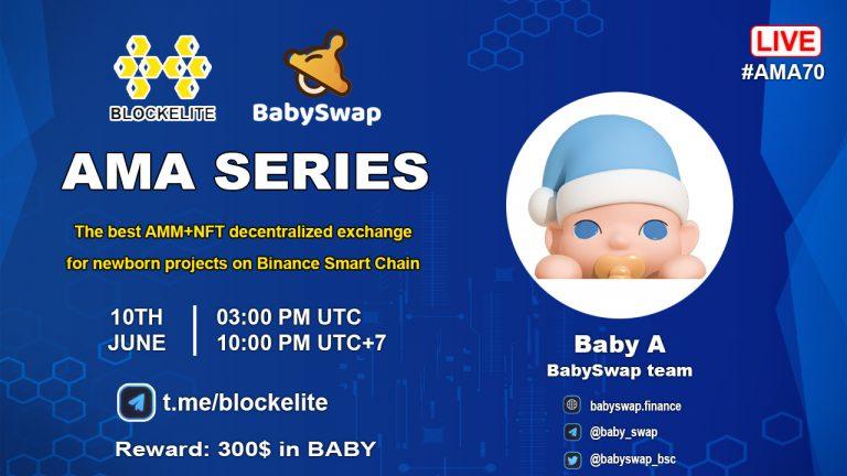 Blockelite X BabySwap AMA Recap
