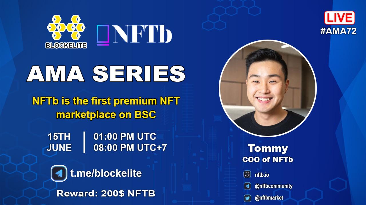 Blockelite X NFTb AMA Recap
