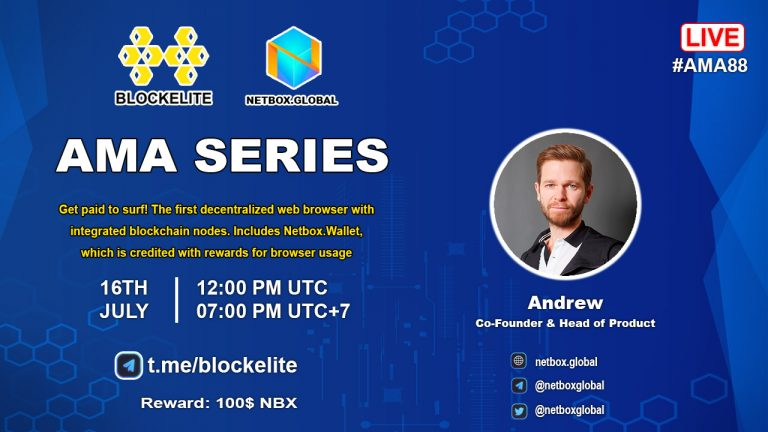 Blockelite X Netbox Global AMA Recap