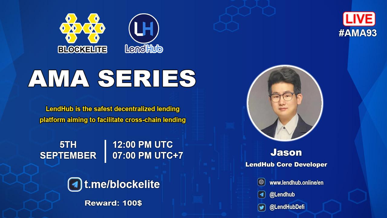 Blockelite X LendHub AMA Recap